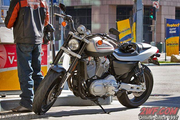 Harley-Davidson XR12000 - Left Side