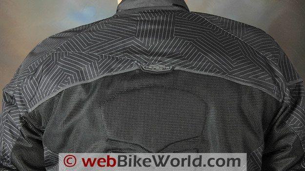 Shift Trifecta Jacket - Upper Back