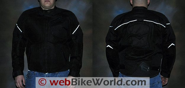 Shift Trifecta Jacket - Reflectivity