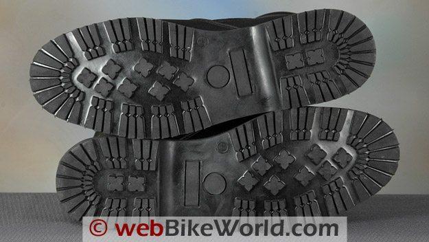 Sidi Sport Rain Boots - Lug Soles