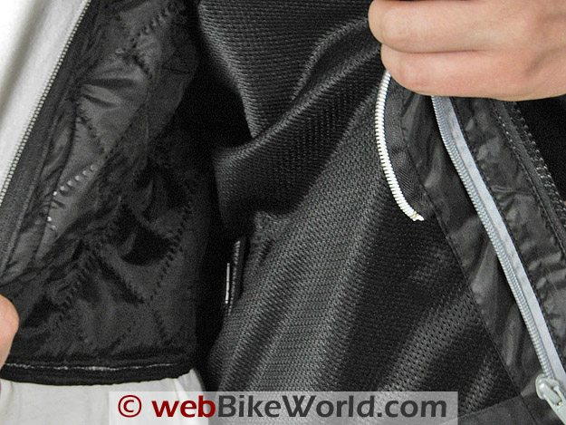 AGV Sport Tempest Jacket Liners