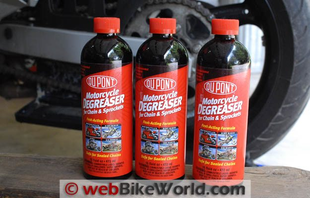 DuPont Motorcycle Degreaser 16 oz. Bottles