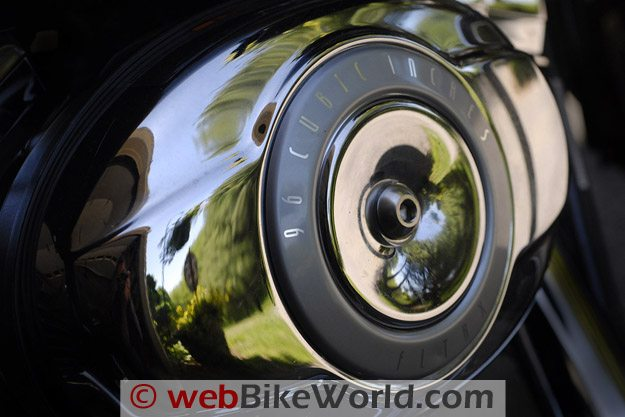 Harley-Davidson Road Glide Custom - Air Cleaner