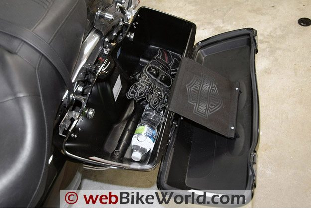 Harley-Davidson Road Glide Custom - Saddlebags