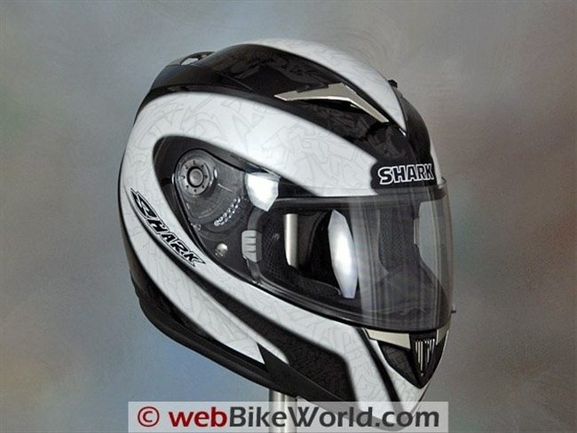 eded18ad Shark S900 Helmet Review - webBikeWorld
