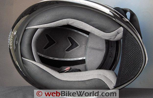 Shark S900 Helmet - Liner