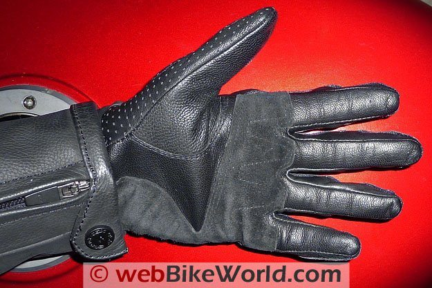 Shift Dynasty Gloves Palm
