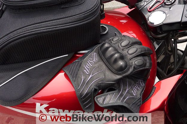 Shift Dynasty Women's Motorcycle Gloves