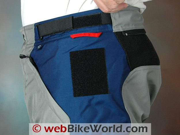 BMW Rallye 3 Pants - Side and Waist With Belt
