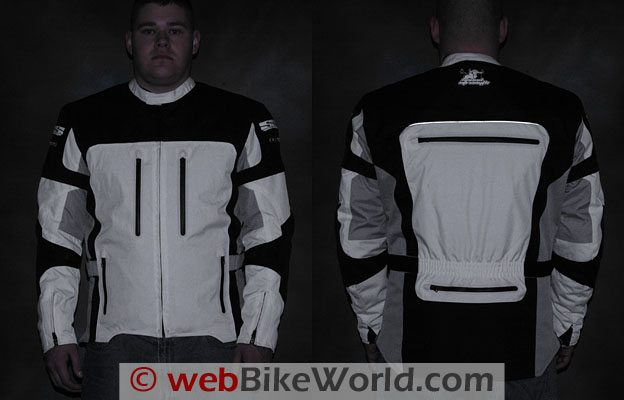 Speed and Strength Coast is Clear Jacket - Reflectivity