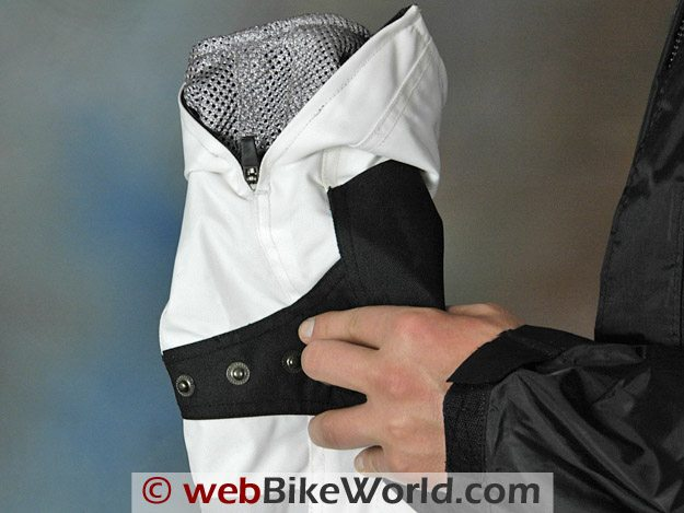 Speed and Strength Coast is Clear Jacket - Arm and Sleeve Cuff
