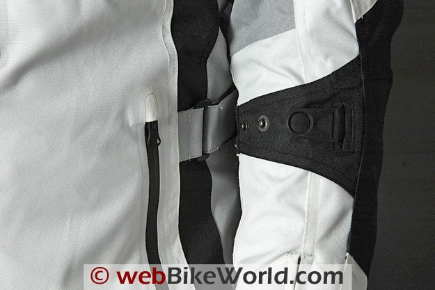 Speed and Strength Coast is Clear Jacket - Sleeve Adjusters