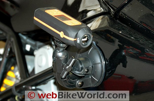 Drift HD 170 Camera on Suction Cup Mount