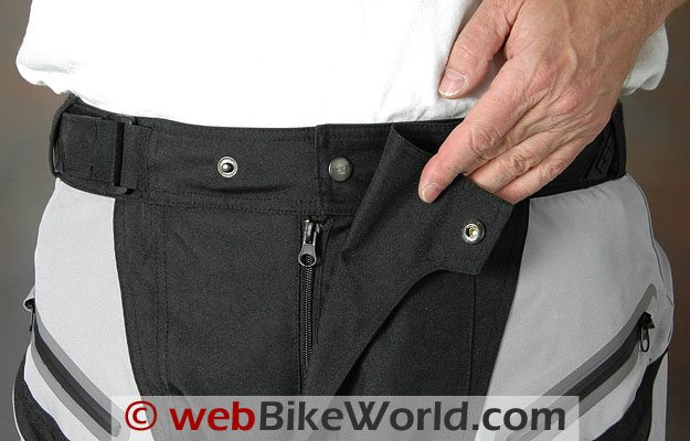 Speed and Strength Hell 'N Back Pants - Waist Band
