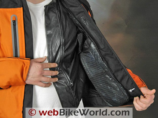 "Speed and Strength Hell ""n Back Jacket - Liner"