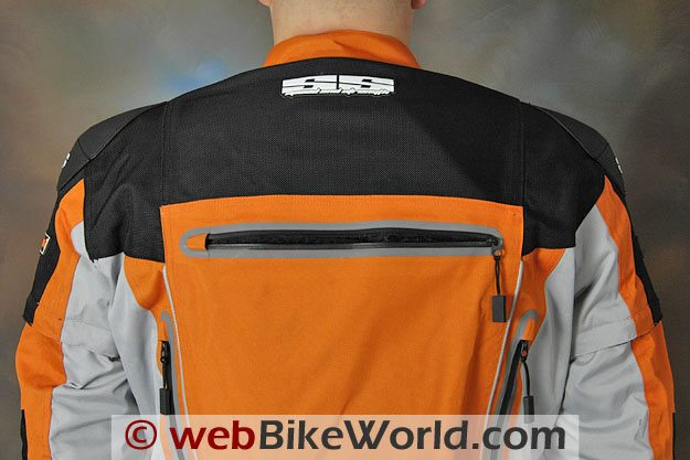 "Speed and Strength Hell ""n Back Jacket - Rear Vent"