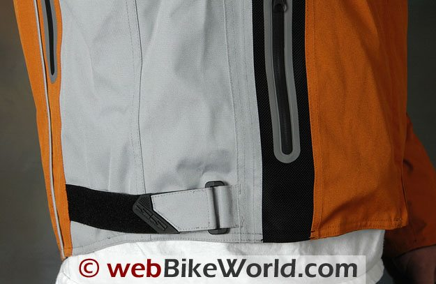"Speed and Strength Hell ""n Back Jacket - Waist Adjuster"