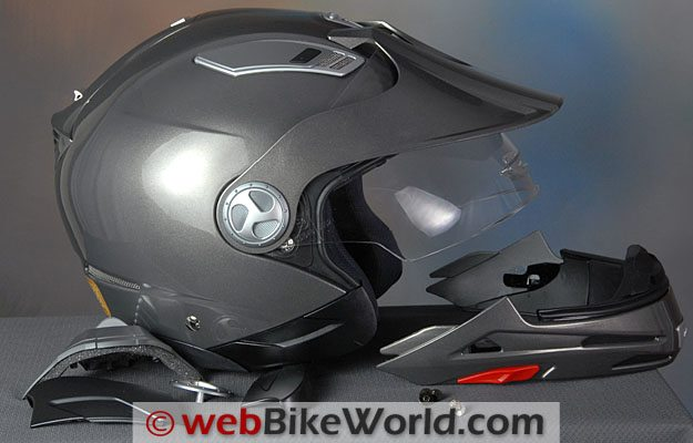 HJC IS-Multi Motorcycle Helmet