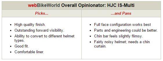HJC IS-Multi Opinionator