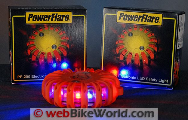Powerflare LED Light