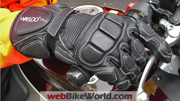 Wayloo Gladiator Gloves - Knuckles