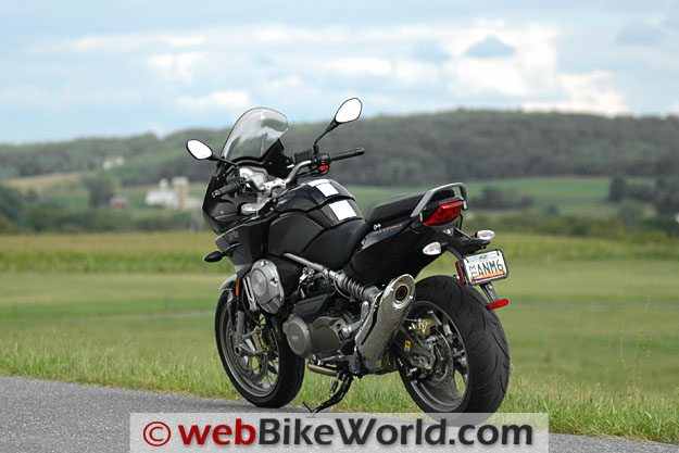 Aprilia Mana 850 GT - In the Country