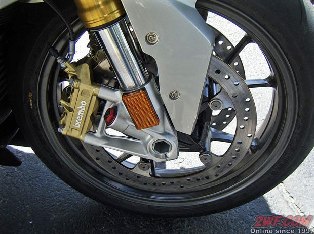 BMW S 1000 RR - Front Brakes
