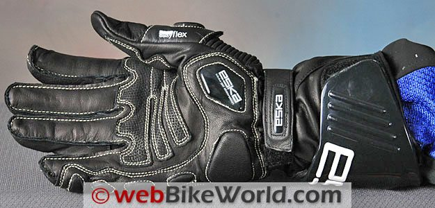 Eska GP Pro Gloves - Palm View