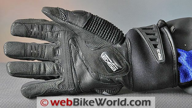 Eska H2 Motorcycle Gloves - Palm
