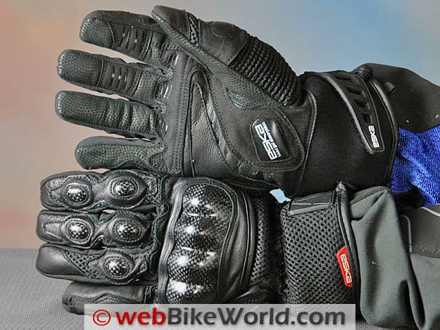 Eska H2 Motorcycle Gloves