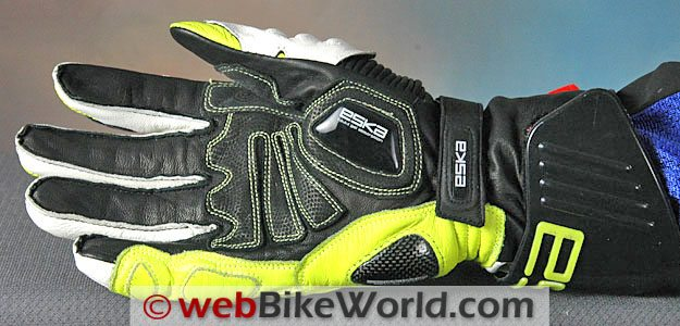 Eska Indianapolis GTX Gloves - Palm View