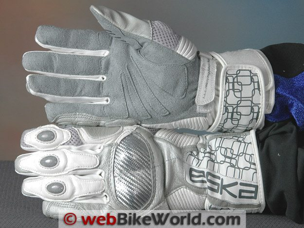 Eska Squadrato Women's Motorcycle Gloves Review