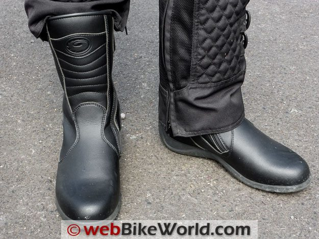 Sidi Jasmine Rain Boots Front