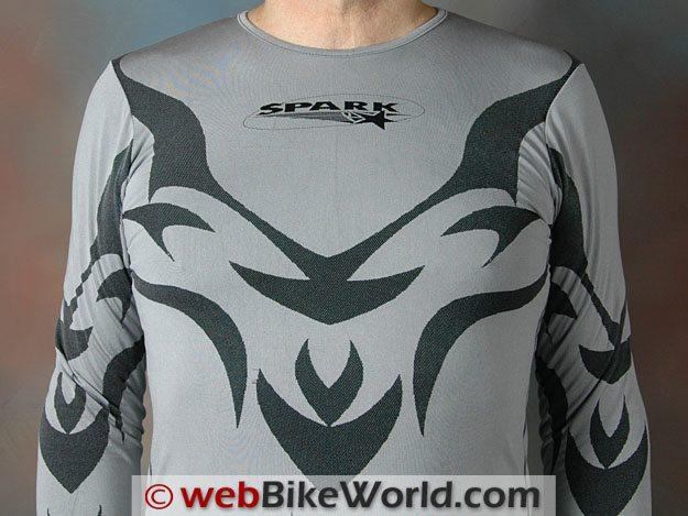 Spark Diablo Shirt - Front View