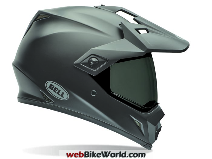 Bell MX-9 Adventure Matte Black