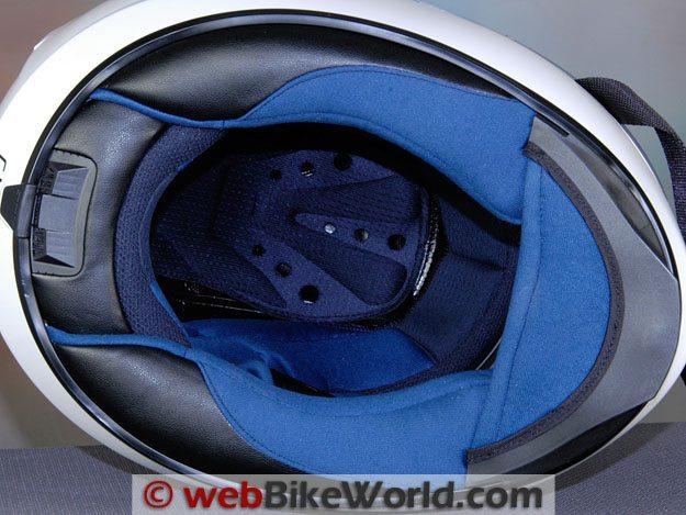 HJC RPS-10 - Helmet Liner