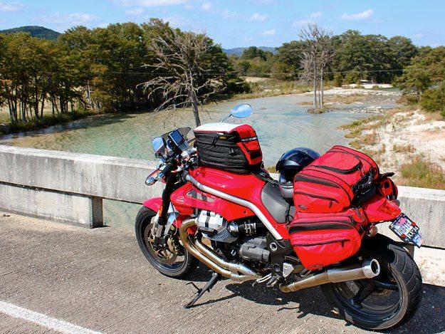 Moto Guzzi Luggage