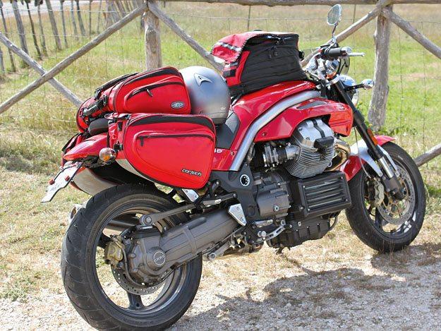 Moto Guzzi Saddlebags
