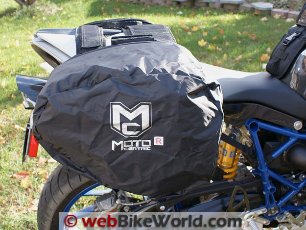 Motocentric Mototrek Saddlebag Cover