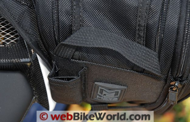Motocentric Mototrek Saddlebag Duraflex connector
