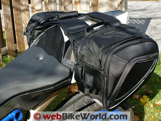 Motocentric Mototrek Saddlebags