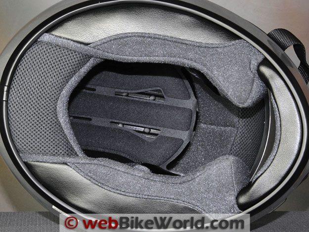 Shoei Qwest Helmet Liner