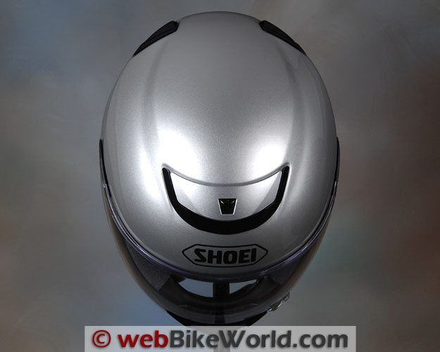 Shoei Qwest - Top View