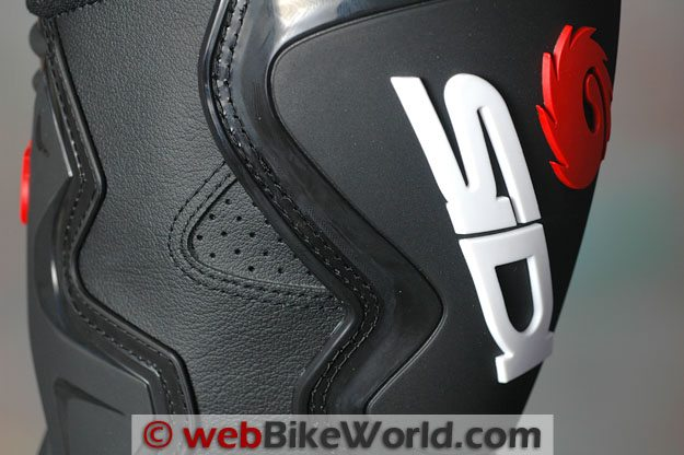 Sidi Fusion Boots - Close-up