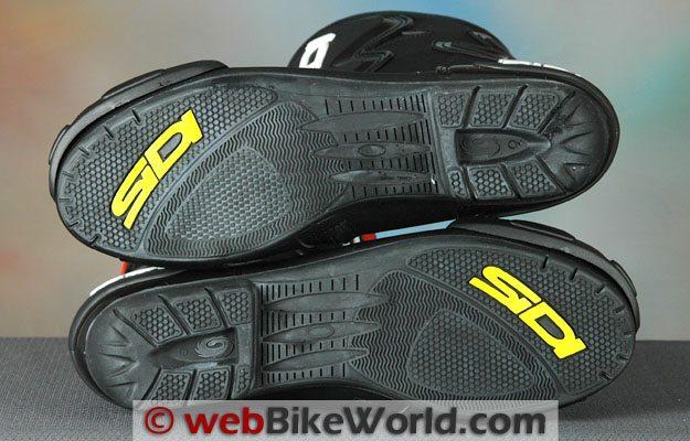 Sidi Fusion Boots - Soles