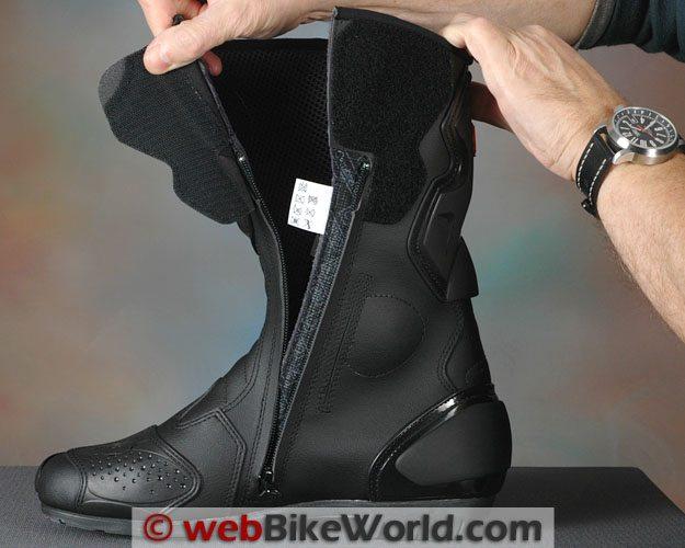 Sidi Fusion Boots - Zipper