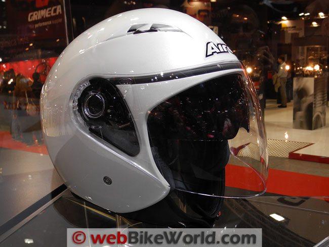 Airoh Jet Helmet