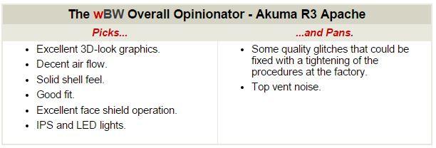 Akuma Apace Opinionator