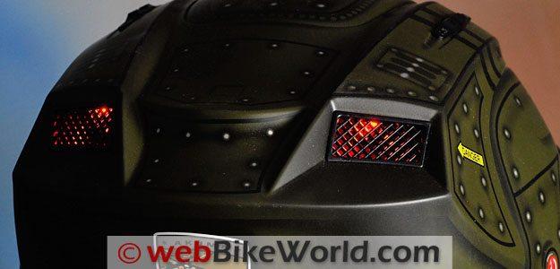 Akuma Apache - Rear LED Lights