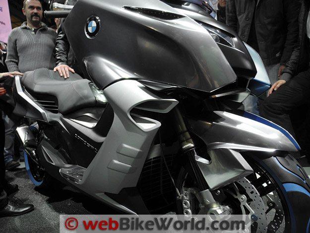 BMW Concept C Fairing